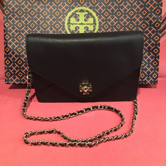 68fd394d695 NWT Tory Burch Kira crossbody bag clutch